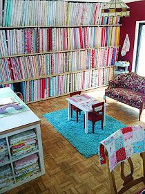 Pretty sewing room: lovely little handmades