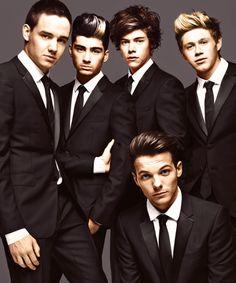one direction <3 Vogue UK