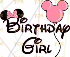 Hey, I found this really awesome Etsy listing at http://www.etsy.com/listing/165708338/disney-minnie-birthday-girl-iron-on