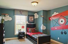 Airplane Bedroom On Pinterest Airplane Bedroom Airplane