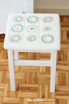 crochet decor on pinterest granny squares crochet garland and doil. Black Bedroom Furniture Sets. Home Design Ideas