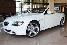 2006 BMW 6 Series 650Ci - Click to see full-size photo viewer