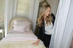Molly Sims at the RH Baby and Child flagship store in Santa Monica #rhbabyandchild #fallinlove