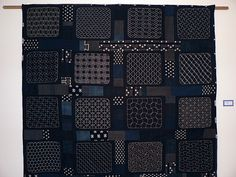 japanese quilt9 by hotglu, via Flickr