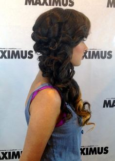 Hair by Dionisa Make up by Michel