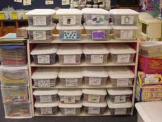Lots of Literacy Station Ideas