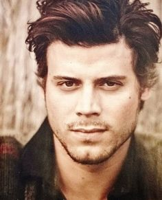 François Arnaud photographed by Rainer Hosch for...