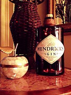 Hendricks Gin Light Wine Decor Alcohol Bottle Art Light Lamp Jack Daniels Bar themed decor grapes kitchen slumped  on Etsy, $35.00