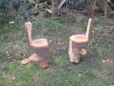 double log chair