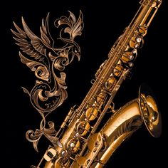 Selmer firebird alto sax