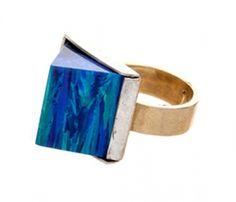 Leslie Opal Ring