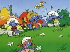 Smurfs! #cartoons #desenho #smurfs