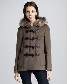 duffl coat