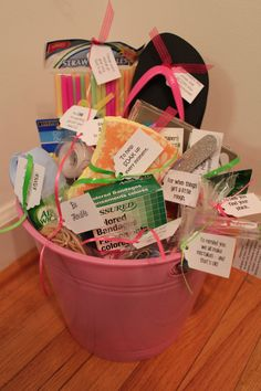 Graduation Gift  College Survival Kit by TheRoseBorough on Etsy, $35.00