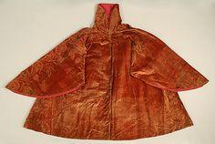 Coat- 16th century.