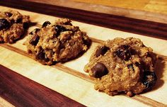 Sweet Potato Oatmeal Cookie Recipe from FitSugar #FitFluential