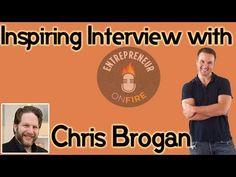 Chris Brogan of Human Business Way Interview