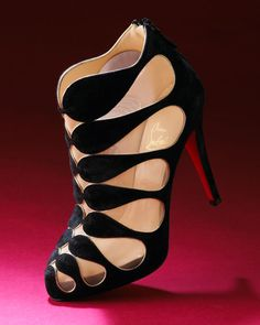 Louboutin - Ankle Boots  https://www.facebook.com/sizzlefactor