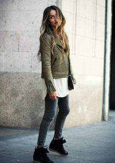 perfect outfit, jeans, isabel marant