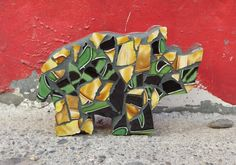 Mosaic Patterns  by Hema Rao on Etsy