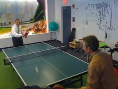 Ping Pong - join a league