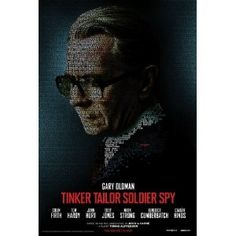 """Tinker, Tailor, Soldier, Spy"" : Actor in a Leading Role (Gary Oldman)"