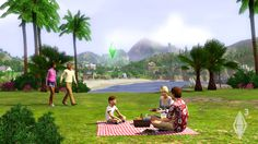 Have a great picnic in one of many beautiful days of Spring. Lavish on the green scenery and take pleasure on gorgeous flower blooms with Sims 3 Seasons game. Find Sims 3 Seasons Crack and get this wonderful game.