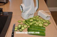 How to Dehydrate Cucumbers in a Dehydrator
