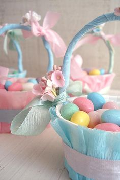 Pretty Parties: Candy Cups