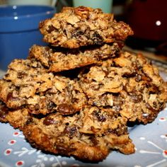 "It's got a little bit of everything! A reader shares her recipe for gluten-free ""kitchen sink"" cookies:"