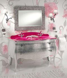 i like this-- A Wonderful Dream Bathroom by Etrusca