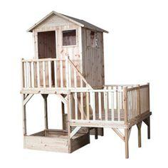 Maisonnette en bois Tour