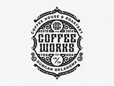 Works Badge - logo by Joe White