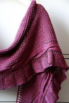 Ravelry: Kir Royale pattern by Melanie Berg