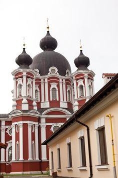 Curchi Monastery, Moldova