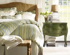decor, bed frames, headboard, guest bedrooms, color, hous, bedside tables, guest rooms, pottery barn