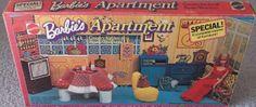 1975 Barbie's Apartment - Room Fulls type