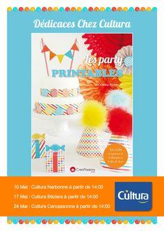 Les Dédicaces with Cultura bookstore