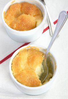 Meyer Lemon Pudding Cakes   Bake or Break