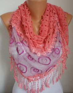 ❦ ❦ A scarf changes everything ❦ #fashion #trend #style #scarves