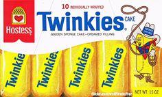 Hostess Twinkies - 1987 | Flickr - Photo Sharing!