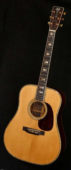 """Martin D-45.  It was designed for Gene Autry, the first of the """"singing cowboys."""""""