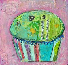 Cupcake -- Julie Beyer