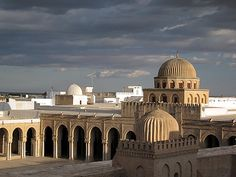 One of the oldest mosques of Arab world is the Mosque of Uqba bin Nafe, situated in the ancient town of Kairouan in Tunisia.