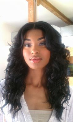 u-part wig or sew-in inspiration