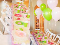 festa Lalaloopsy em cores pastel