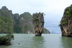Ko Tapu--Also Known as James Bond Island