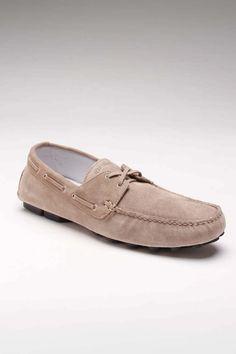 classic driving shoe // gf ferre