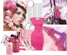 Pink Fun, created by jmcgee330 on Polyvore