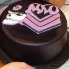 Metal Mulisha Maidens cake!